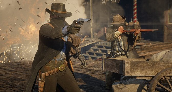 As Epic as Epic Gets: Red Dead Redemption 2