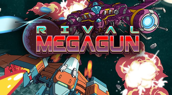 Rival Megagun Shoots to PlayStation and PC