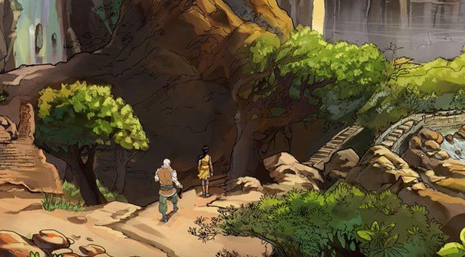 Shuyan Saga Visual Novel Game Released for Android