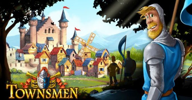 Townsmen Medieval City Planner Heads to Switch