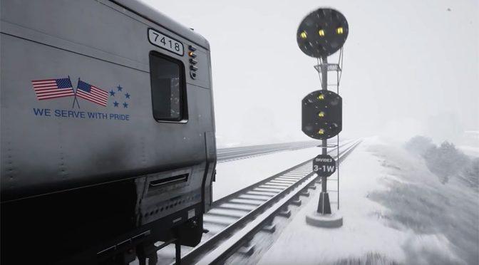 Train Sim World: Long Island Rail Road Chugs Down The Line