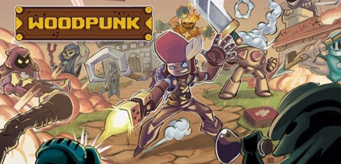 Woodpunk Now Available for PC