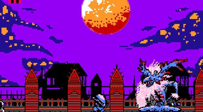 Bloodborne NES is a Poor Demake