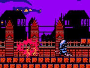 Bloodborne NES