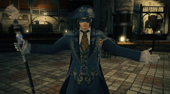 Video Game Tuesday: Thoughts on Blue Mages in FFXIV