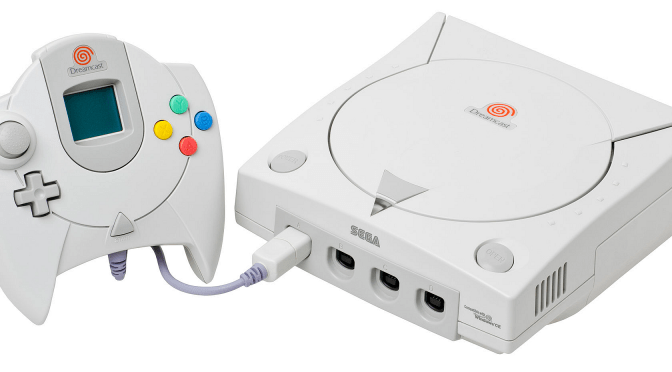 Dreamcast days: celebrating 20 years