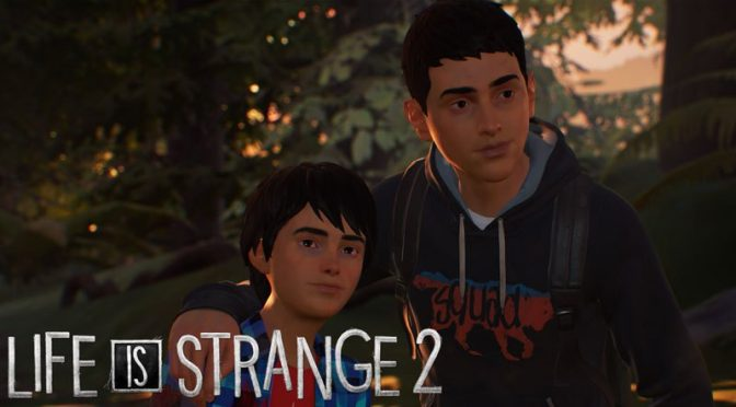 A confident start with Life is Strange 2: Episode 1