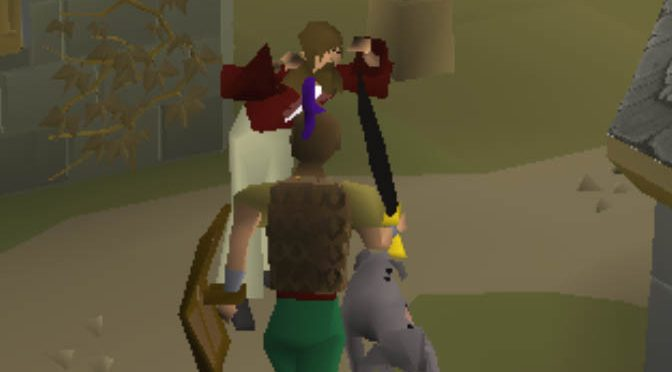 Checking Out Old School RuneScape on Mobile