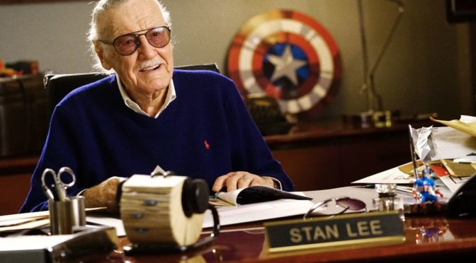 R.I.P. Stan Lee – My Childhood Hero