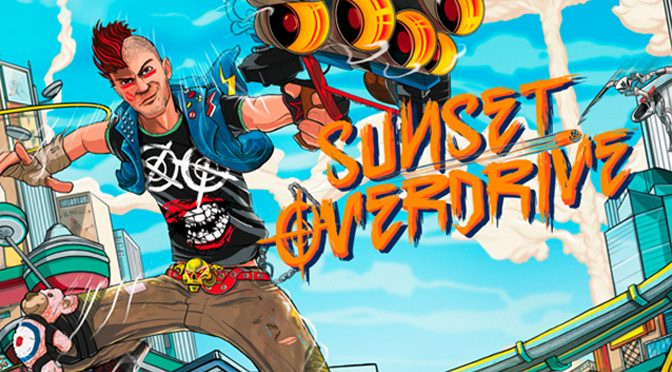 Sunset Overdrive Bashes Its Way to Steam and PC