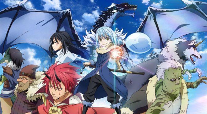Anime Sunday: Tensura Episode 01 Impressions