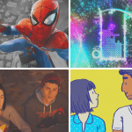 Winners of the 2018 Tossers: Spider-Man and Tetris clean up
