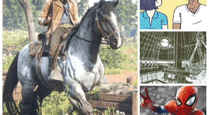 Best games of 2018: cowboys, romance and insurance claims