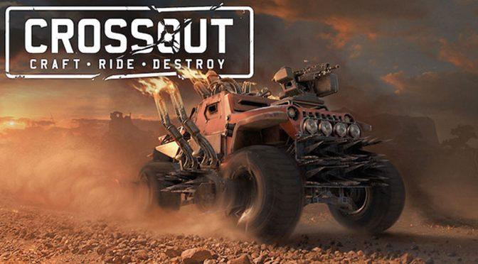 Crossout Launches Single and Cooperative Story Campaign Mode