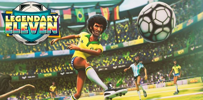 Legendary Eleven Classic Soccer Game Coming To Xbox One