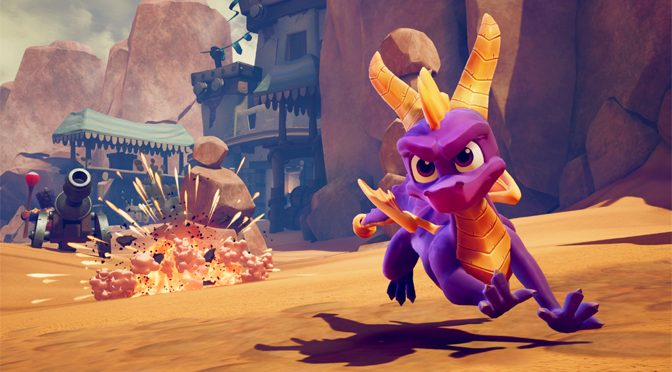 Spyro Gets his Groove Back in Spyro Reignited