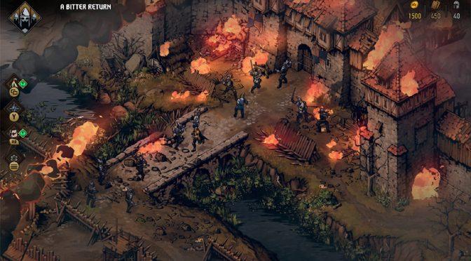 Thronebreaker Brings Card-based RPG Action to Mobile