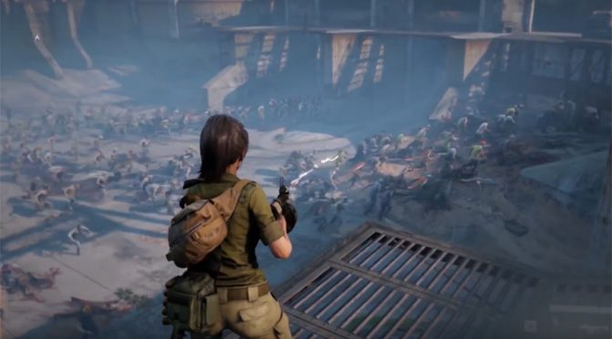 World War Z Game Announced for Consoles