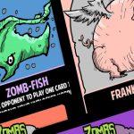 Enjoying Zombs: A Half-brained Card Game