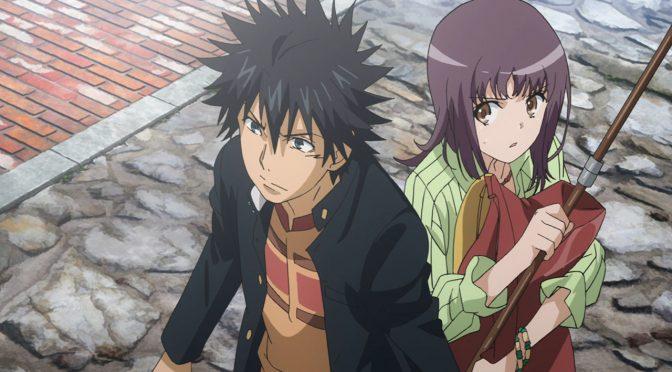Anime Sunday: Index 3 Episode 01 Impressions