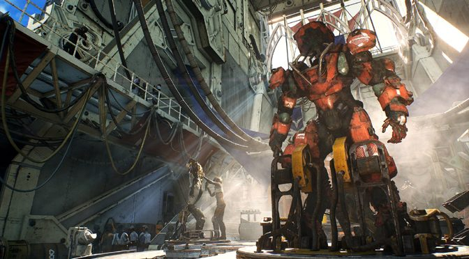 Anthem – the next big thing in online gaming?