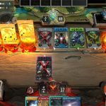 Artifact Battling for Computer Card Game Supremacy