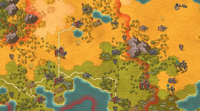 Civ 5 Designer Jon Shafer's At the Gates Rolling Out