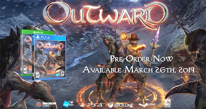 Developer Shows off Exploration-Heavy RPG OUTWARD