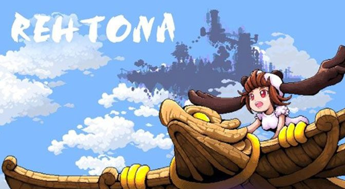 Puzzle Platformer Rehtona Arrives on Steam
