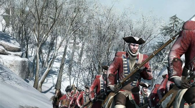 Assassin's Creed III Remastered Brings Back the American Revolution