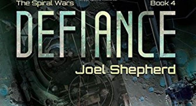 Defiance Keeps Pace With Other Spiral Wars Books