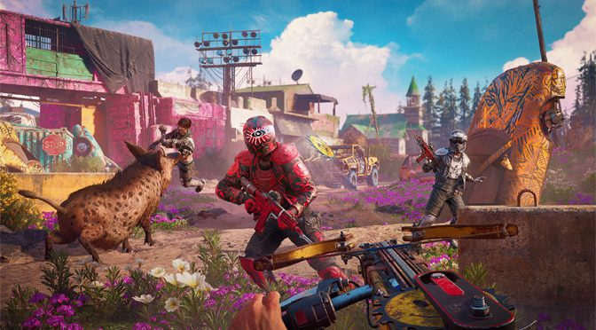 Old is New Again in Far Cry: New Dawn