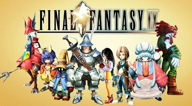 Final Fantasy IX Comes to Nintendo Switch