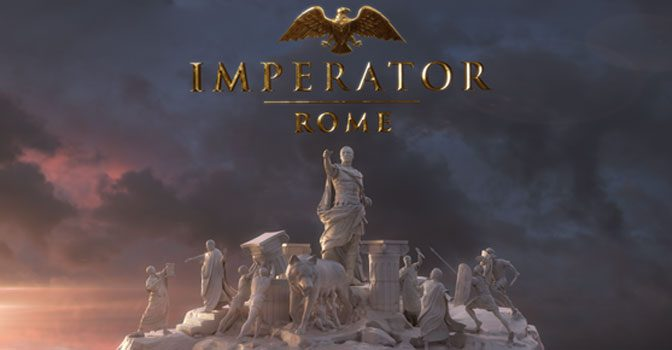 Imperator: Rome Available Now