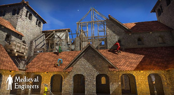 Medieval Engineers Gets Major Overhaul