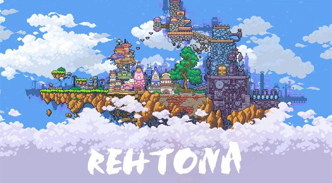 Puzzle Platformer Rehtona Provides Another Challenge