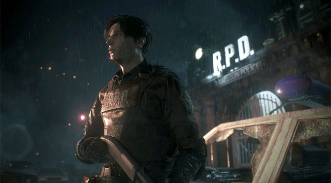 Return of the Zombie Horror King: Resident Evil 2
