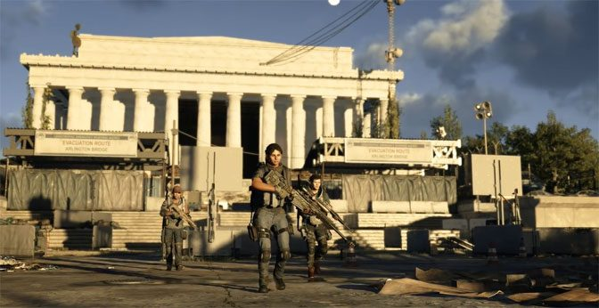Lock and Load: The Division 2 Open Beta Begins March 1st