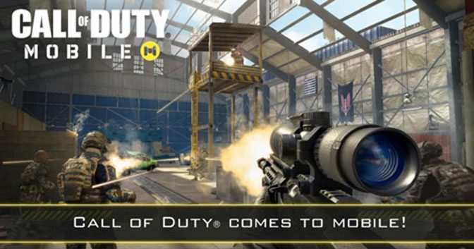 Call of Duty Going Mobile