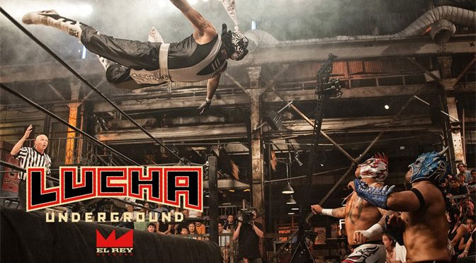 Searching For The Lucha Underground