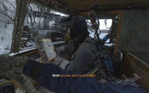 You get to do some driving in Metro Exodus of a beat up Scooby-doo type van. It's not the best game mechanic, with loose controls, but still is kind of cool.