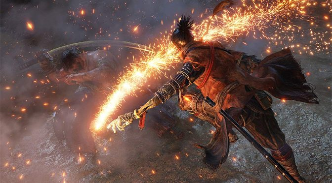 From Software's Latest Masterpiece Sekiro: Shadows Die Twice Now Available
