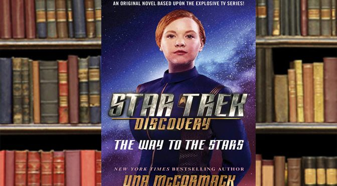 Discovery's Tilly Shines in The Way to the Stars Novel