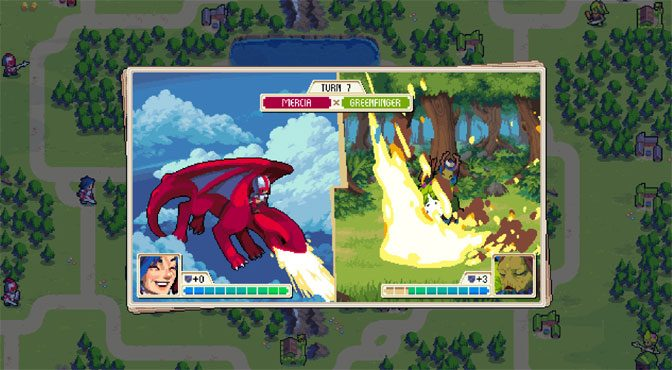 Advance into the Groove with Wargroove