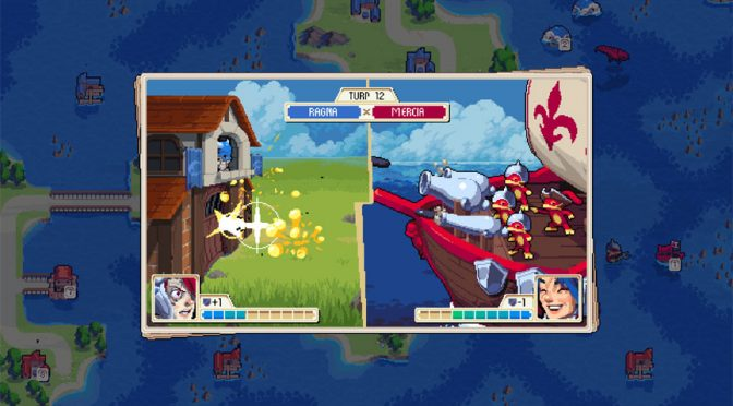 Wargroove is Now Battling it Out On PlayStation 4