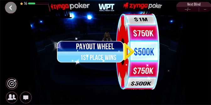 Spin and Win Mode Comes To Zynga Poker