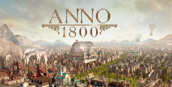 ANNO 1800 Becomes Top Selling Series Title