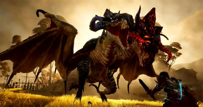 Bless Unleashed MMO Gets New Character Trailer