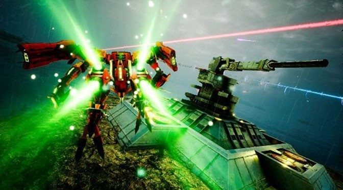 Major Mech Mayhem with Project Nimbus Complete