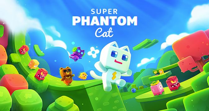 Nostalgic Platforming in Super Phantom Cat Remake